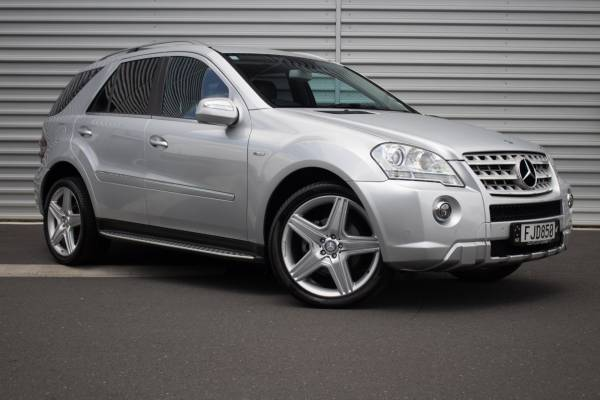 2009 Mercedes-Benz ML 350 Cdi